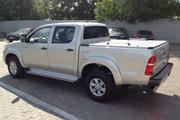 Продам. Алюминиевая крышка Toyota Hilux,  крышка Тойота Хайлюкс